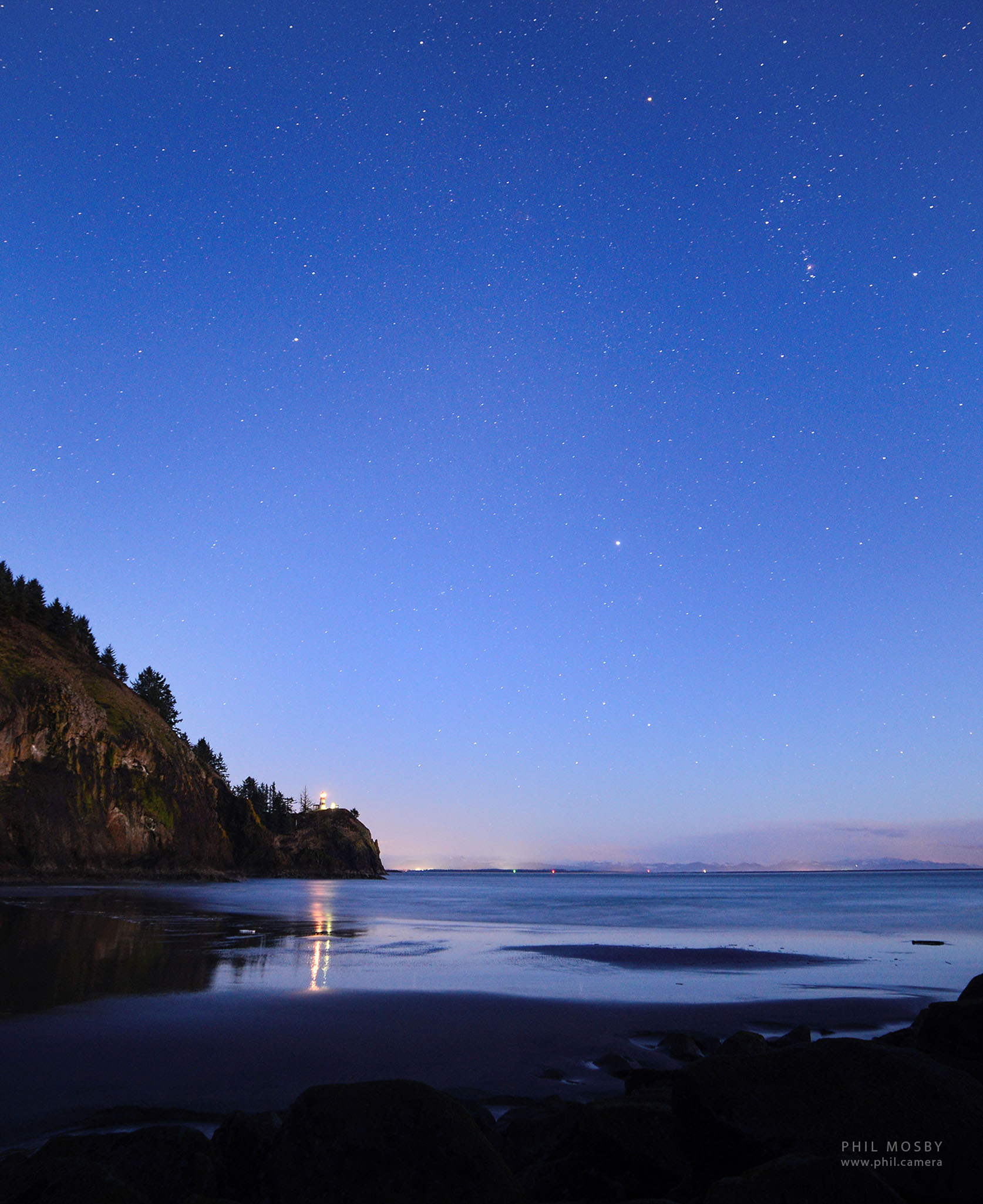 Cape Disappointment Light House, Wa