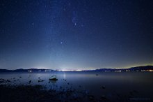 STARS! over North Lake Tahoe