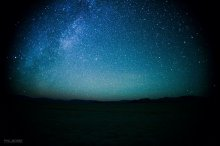 Milky Way over the Playa